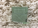 Picture of FLYYE MOLLE Administrative Storage Pouch (Ranger Green)