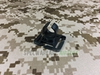 "Picture of Warrior 1"" Molle Wire Administrator (Black) For Hydration Tube"