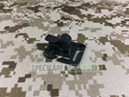 "Picture of Warrior 1"" Molle Wire Administrator (Black) For Radio PRC148 PRC152 PTT"