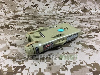 Picture of Element AN/PEQ-2 Battery Case (Red laser) (DE)