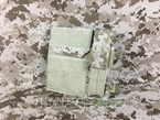 Picture of FLYYE FLYYE MOLLE Administrative / Pistol Mag Pouch (AOR1)