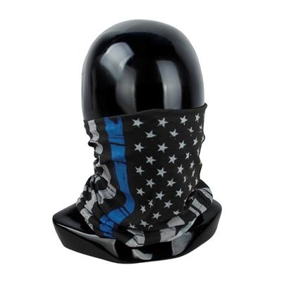 Picture of TMC Balaclava USA Thin Blue Line Mask