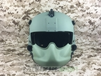 Picture of EVI Hgu-56/p Rotary Wing Aircrew Helmet Dummy (OD)