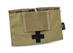 Picture of TMC Universal Quick Release Medical Pouch (Khaki)