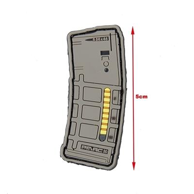 Picture of TMC PVC Patch PMAC (DE)