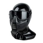 Picture of TMC Impact-rated Goggle with Removeable Mask (Black)