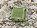 Picture of FLYYE Molle Folding Magazine Drop Pouch (Khaki)