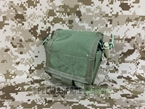 Picture of FLYYE Molle Folding Magazine Drop Pouch (Ranger Green)