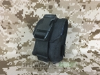 Picture of FLYYE Molle Single Frag Grenade Pouch (Black)