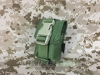 Picture of FLYYE Molle Single Frag Grenade Pouch (Olive Drab)