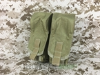 Picture of FLYYE Molle Dual AK Triple Magazine Pouches (Coyote Brown)