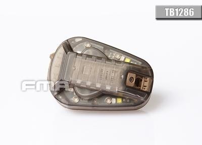 Picture of FMA HEL-STAR 6 GEN III Helmet Light (Green LED / DE)
