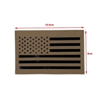 Picture of TMC Large US Flag Infrared Patch (CB) (Free shipping)