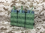 Picture of FLYYE EV Universal Triple Mag Pouch (Olive Drab)