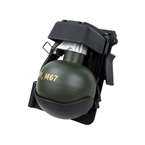 Picture of TMC QD M67 Gren Pouch with Dummy (Black)
