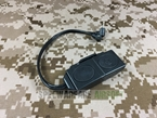 Picture of Element Dual Remote Control for AN/PEQ-16A & M3X (Black)