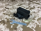 Picture of AIM QD Riser Mount for T1 and T2 - Black