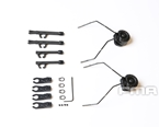 Picture of FMA FARA OTH Headset Adapter Set (Black)