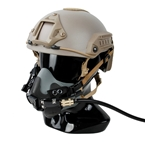 Picture of TMC Cobham Phoenix Halo Mask Dummy (Black)