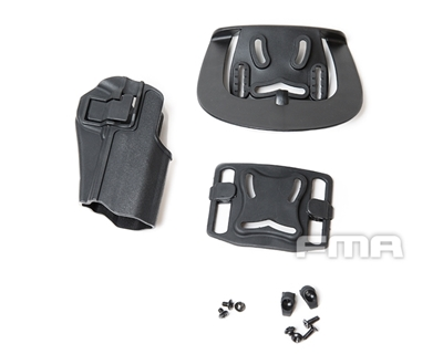 Picture of FMA Night Warrior Holster (Black) For Marui HI-CAPA 5.1