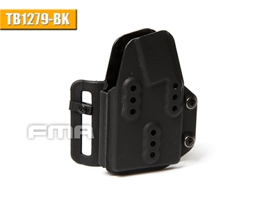 Picture of FMA Kydex AR Mag Carrier (Black)