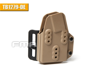 Picture of FMA Kydex AR Mag Carrier (DE)