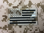 Picture of Warrior Dummy IR US Flag Left (AOR1)