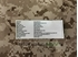 Picture of Warrior Arabic Translation Navy seals Stock Sticker