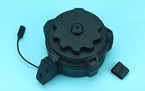 Picture of G&P 1700rd Attack Type Drum Magazine for AK AEG (Black)