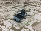 Picture of Metal DD STYLE Rail Sling Mount (Black)