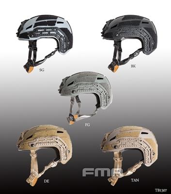 Picture of FMA Caiman Ballistic Helmet Space (M/L) (Color Optional)