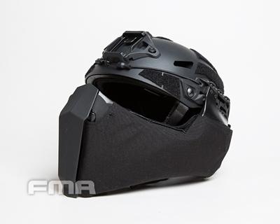 Picture of FMA Gunsight Mandible For Helmet (Black)
