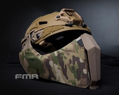 Picture of FMA Gunsight Mandible For Helmet (Multicam)