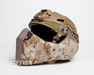 Picture of FMA Gunsight Mandible For Helmet (AOR1)
