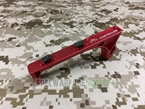 Picture of Metal M-lok Link Curved Foregrip (RED)