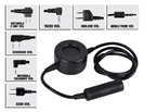 Picture of Z Tactical TCI Tactical Headset Cable & PTT (Adapter optional)
