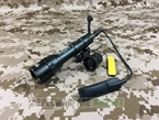 Picture of Element M600U 500 Lumens LED Scout Light Full Version (Black)