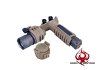 Picture of Night Evolution M910A Vertical Foregrip Weapon Light (DE)