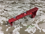 Picture of Metal Keymod Link Curved Foregrip (RED)