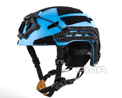 Picture of FMA Caiman Ballistic Helmet Space (M/L) (BLUE)
