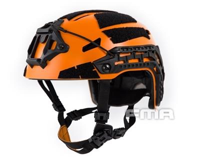 Picture of FMA Caiman Ballistic Helmet Space (M/L) (ORANGE)