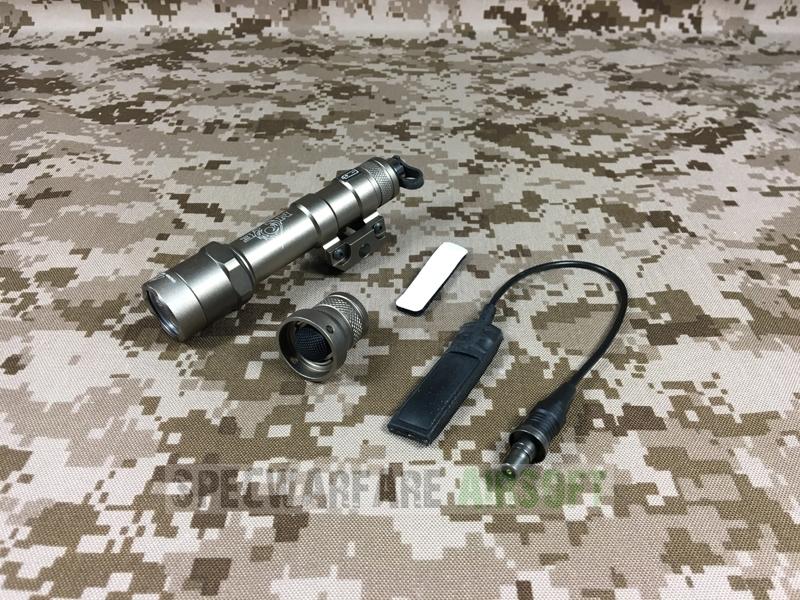 Picture of Night Evolution M600B Mini Scout Light (DE)