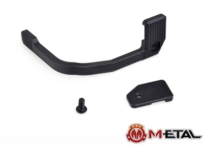 Picture of METAL B.A.D. Lever for AR-15 / M16 Bolt Release (Black)