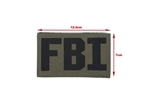 Picture of TMC Tactical FBI Patch (FG)