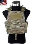 Picture of TMC Combat Plate Carrier Vest 2019 Version (Multicam)