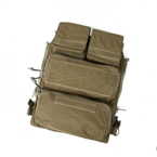 Picture of TMC Vest Pouch Zip On Panel 2.0 (CB)