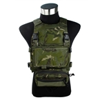 Picture of TMC Fighter Plate Carrier Full Set (Multicam Tropic)
