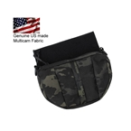 Picture of TMC Multi Function Hook and Loop Roll Up Fanny Pouch (Multicam Black)