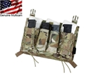 Picture of TMC Tactical Assault Mag Pouch Panel (Multicam)