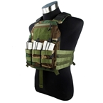 Picture of TMC 420 Plate Carrier - Woodland